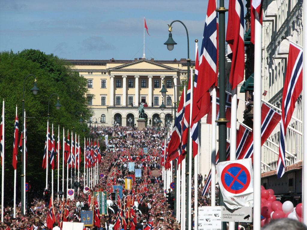 IMG 4628 1024x768 - Норвегия. Красно-сине-белый день календаря