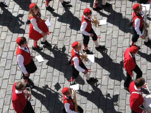 Норвегия. День Конституции