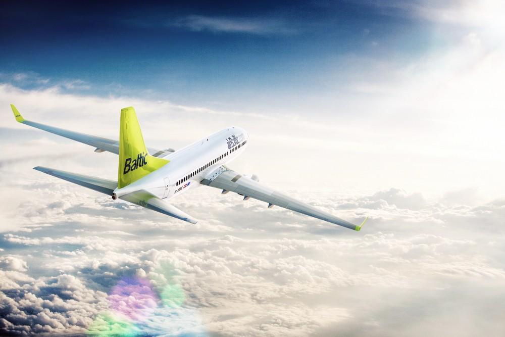 airbaltic - Им бы в небо. Как на карантине ухаживают за самолетами