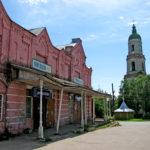 Krasnyj Holm. Torgovye ryady i kolokolnya 150x150 - Николаевский Антониев монастырь