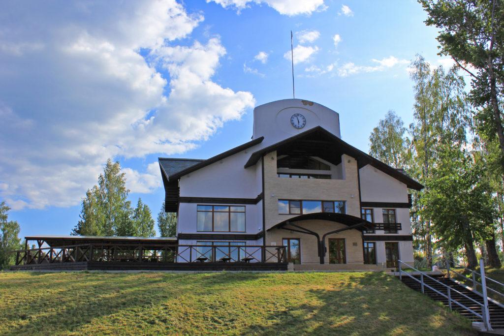 Vesegonsk. Gostinitsa Port Vesegonsk 1024x683 - Бежецкий Верх. От Мологи до Мологи