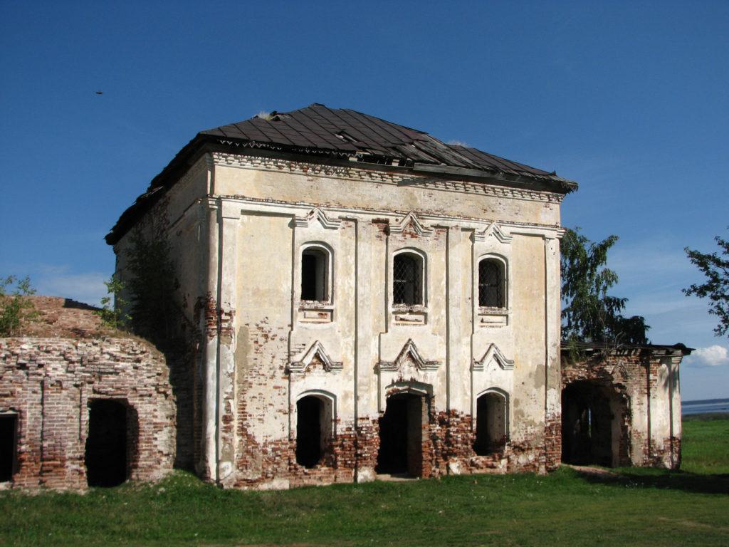 Vesegonsk. Kazanskaya tserkov 1024x768 - Бежецкий Верх. От Мологи до Мологи