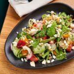 Gastrobistro Taste Salat Immuna s fruktami i syrom Nadugi 150x150 - Max Mojito