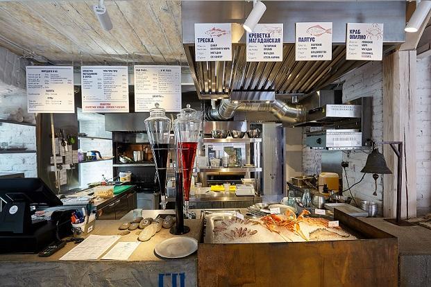 Ohotka     - Июль. Открытия ресторанов