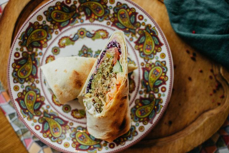 SHavarma s falafelem - Июль. Открытия ресторанов