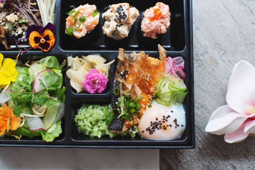 Sake Bento 1990 r.2 1 1024x683 - Москва. Летнее меню ресторанов