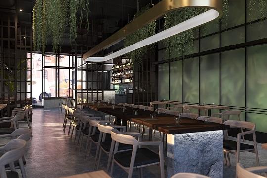 Subzero Msk 1st floor 2 - Июль. Открытия ресторанов