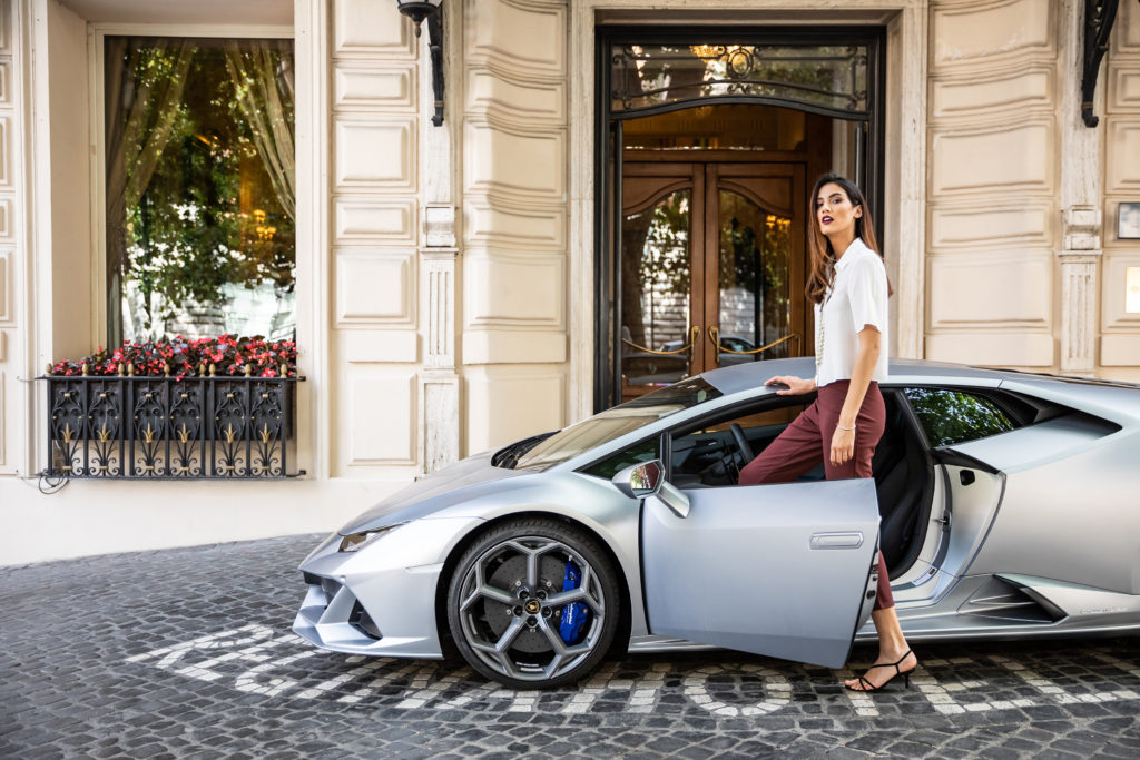 Baglioni Hotel Regina Roma Top Suites and Experiences images 2019 Experiences Lamborghini Roma 1024x683 - Италия. Гостеприимство от Baglioni