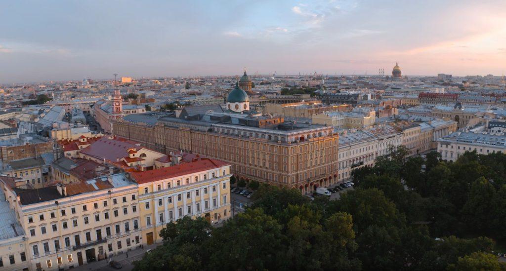 Grand Otel Evropa ploshhad Iskusstv 2 1024x549 - Санкт-Петербург. Семейные каникулы