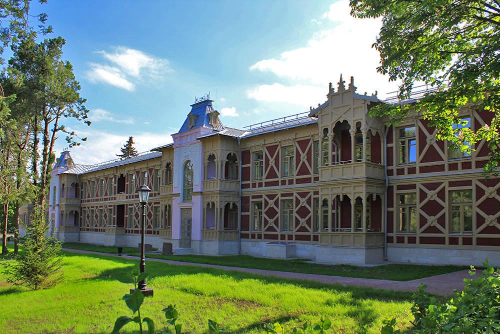 IMG 2496n - Ессентуки. Кавказ предо мною