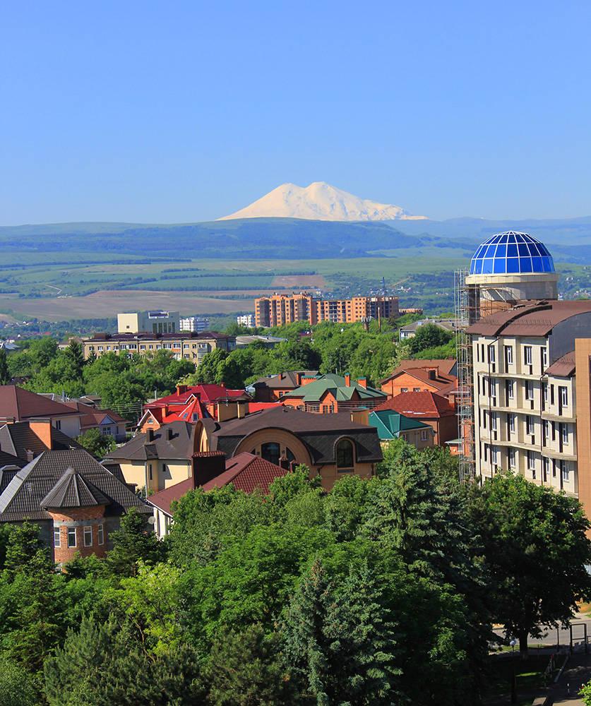 IMG 2722n - Ессентуки. Кавказ предо мною