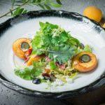 Gretel Salat s vyalenym gusem abrikosami i aromatom lavandy 150x150 - Phobia_Salat s molodoi kapystoi i zheltym tsyplenkom
