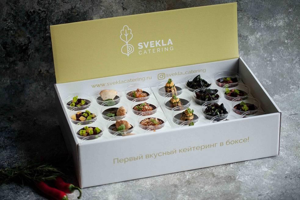 IMG 9676 - SVEKLA: Ресторан в коробке