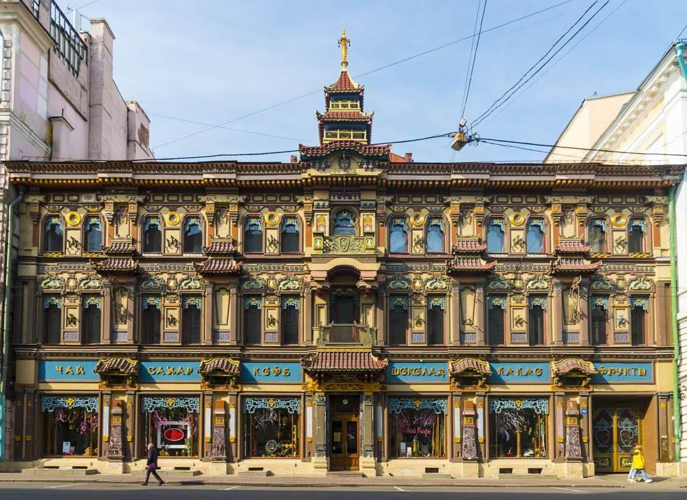 2835936524 - Чайный дом. Маленький Китай в центре Москвы