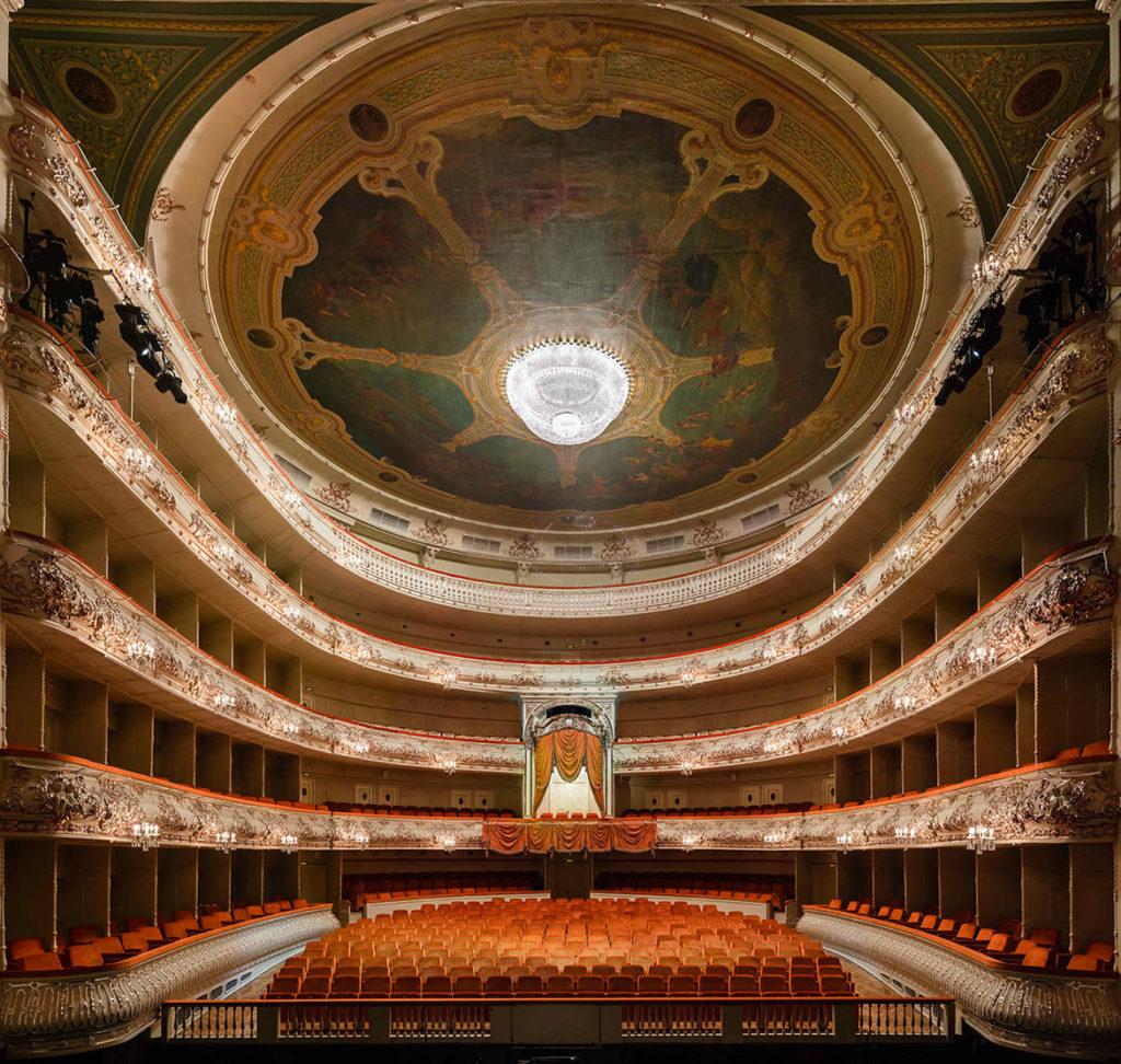 Mihajlovskij teatr 1024x972 - Петербург. Весь мир театра