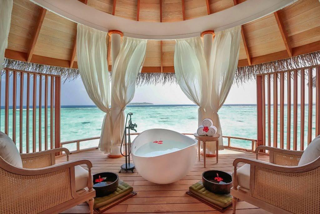 milaidhoo maldives spa 9 1024x683 - Milaidhoo. Свадьба в подарок