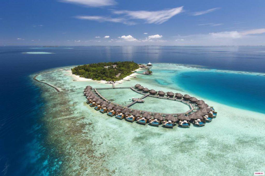 167722192 1024x683 - Мальдивы. Открытие Baros Residence Villa