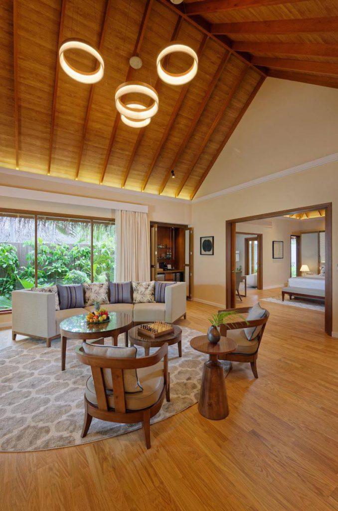 Baros Residence 1 678x1024 - Мальдивы. Открытие Baros Residence Villa