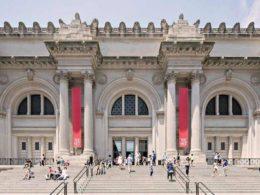 Нью-Йорк. Музей Метрополитен