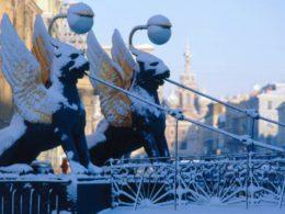 Петербург. Зимние каникулы