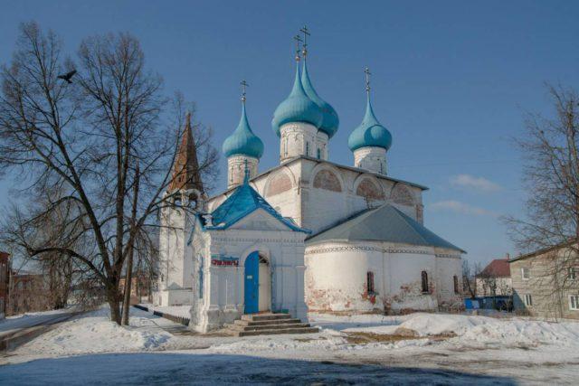 Гороховец. Чем русский городок ценен для ЮНЕСКО