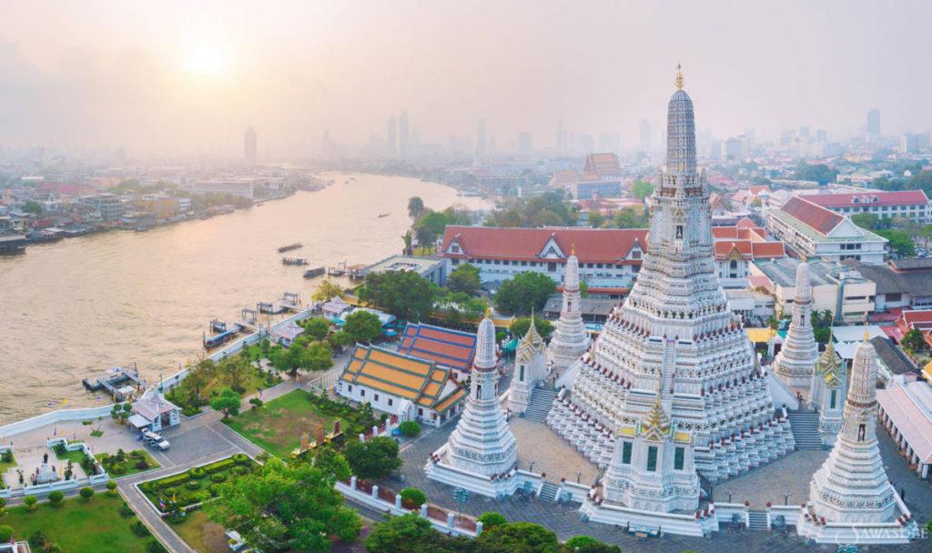 1907zgAJ9d0jY7 1024x608 - Бангкок. Храм Ват Арун