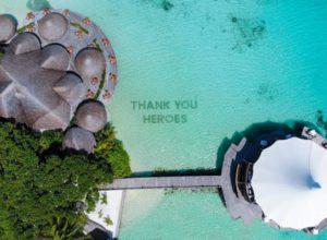 Мальдивы. Baros Maldives создал коралловый риф
