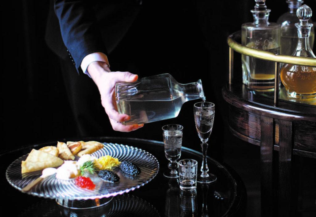 Caviar BGHE 1024x704 - Петербург. Уик-энд Святого Валентина