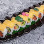 Oishii Roll  Kaliforniya losos s shhuchej ikroj  150x150 - Oishii - Черное золото