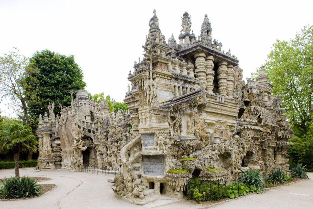 Pale Ideal 1024x683 - Франция. Идеальный дворец Фердинанда Шеваля