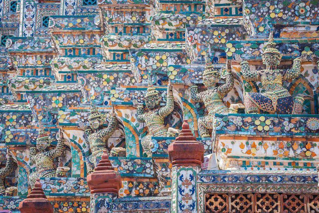 Wat Arun 02 1024x683 - Бангкок. Храм Ват Арун