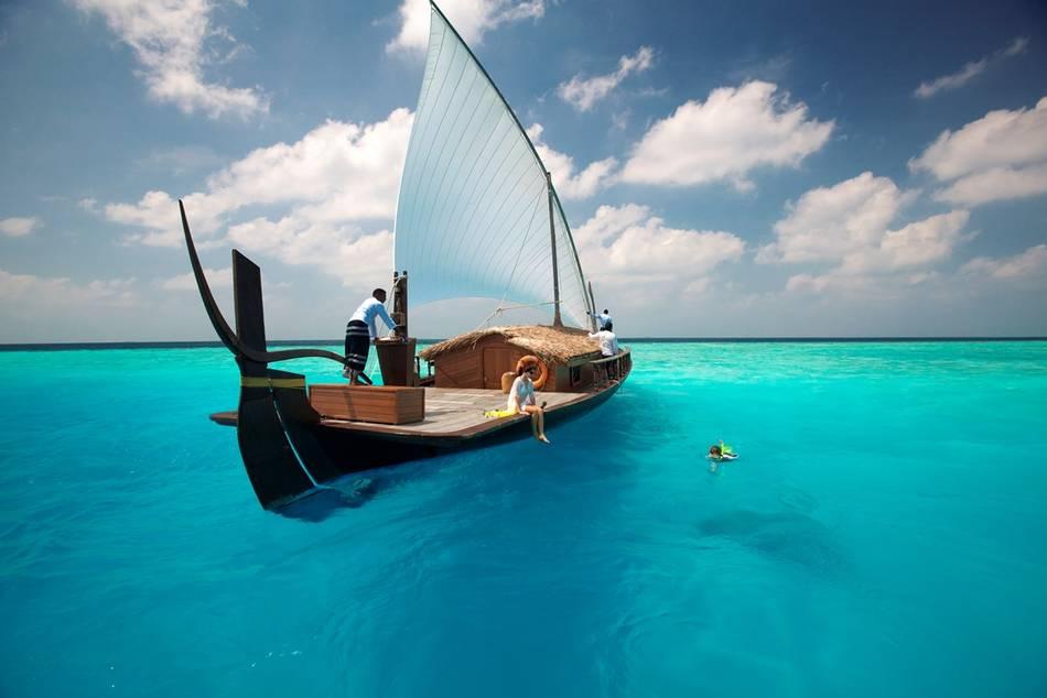 original - Мальдивы. Baros Maldives создал коралловый риф