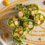 Fresh roll s krevetkoi i avokado 150x150 - Limonnaya Pavlova so svezhimi yagodami