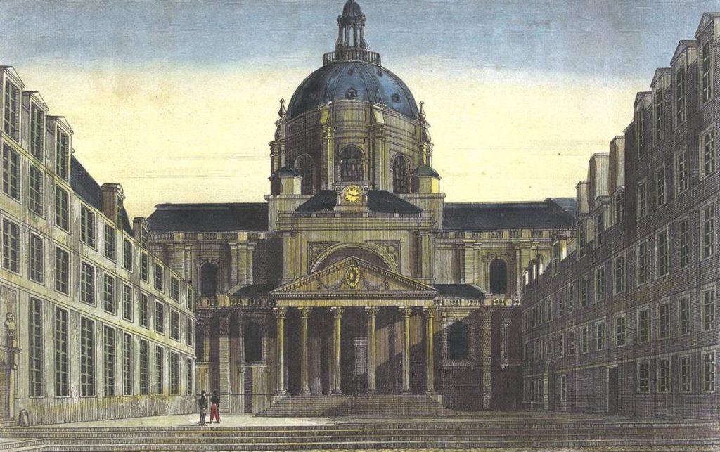 La Sorbonne 1 1024x643 - Сорбонна. Звезда Латинского квартала