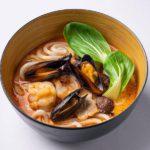 Laksa s moreproductami 150x150 - Fresh roll s krevetkoi i avokado