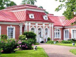 Монплезир. Любимый дворец Петра I