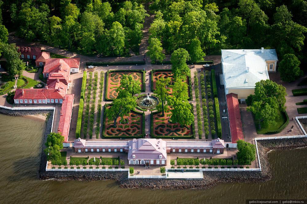Monplezir 6 - Монплезир. Любимый дворец Петра I