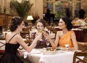 Женщины в жизни Гранд Отеля Европа