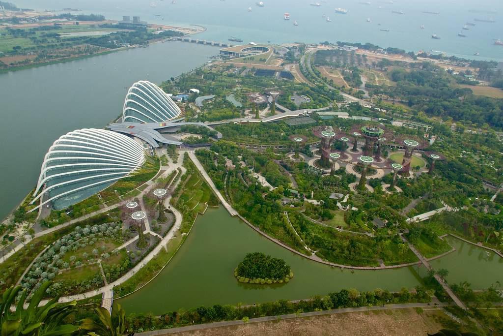 13105016133 057d3a1e21 b 1024x683 - Сингапур. Сады у залива