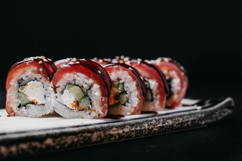 KOI Sushi Bar Maguro 1024x683 - Март. Новые рестораны Москвы