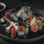 SYRNAYA TARELKA Sent Mor  Grana Padano   Dorblyu   Kamamber 150x150 - KOI Sushi Bar - Сашими
