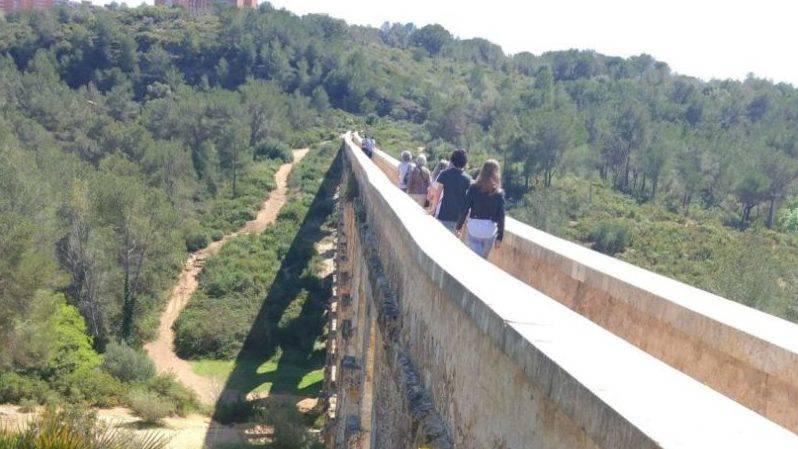 foto 6 e1527799059316 - Таррагона. Чертов мост