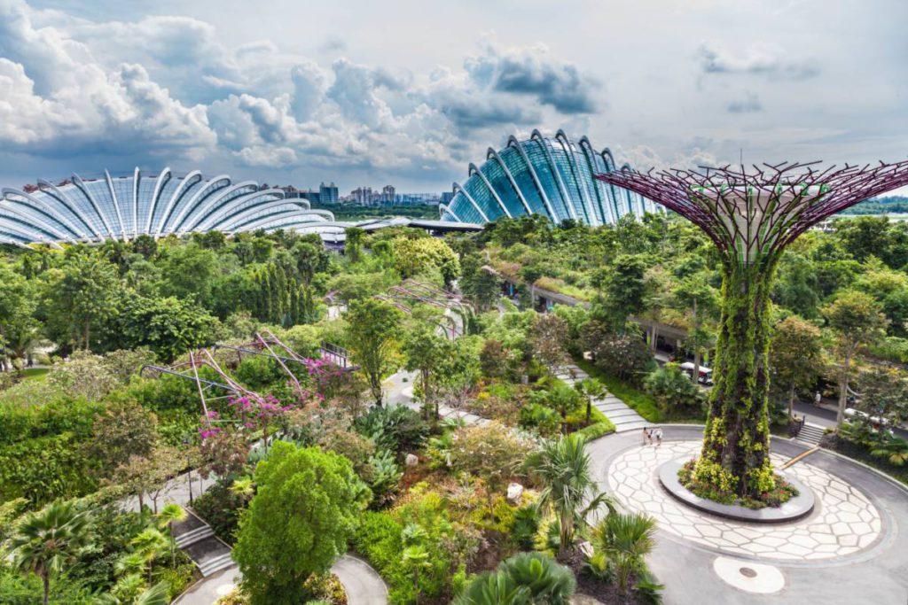 zagruzhennoe 1024x683 - Сингапур. Сады у залива