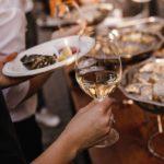 Blush Outdoor party1 150x150 - салат со сливой, козьим сыром, свежей малиной