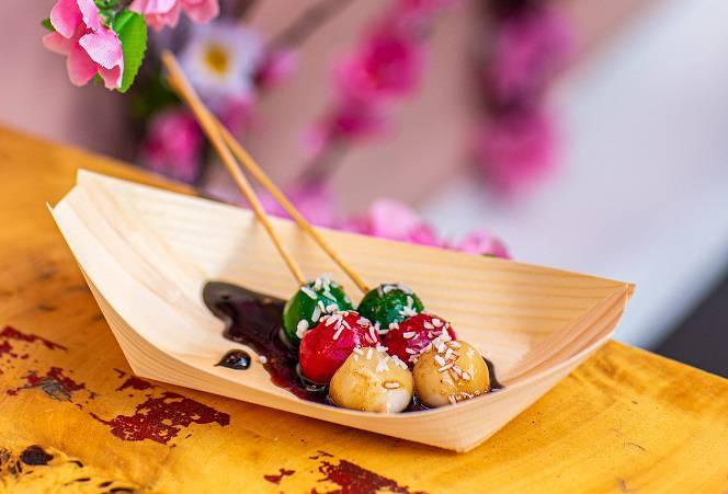 Desert Dango Hachiko - Июнь. Новые меню ресторанов