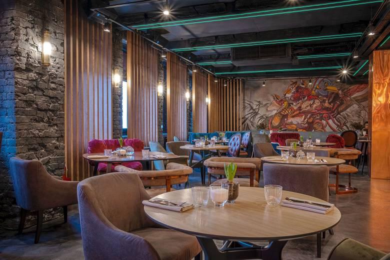 Native Bar interer1 - Июнь. Новые меню ресторанов