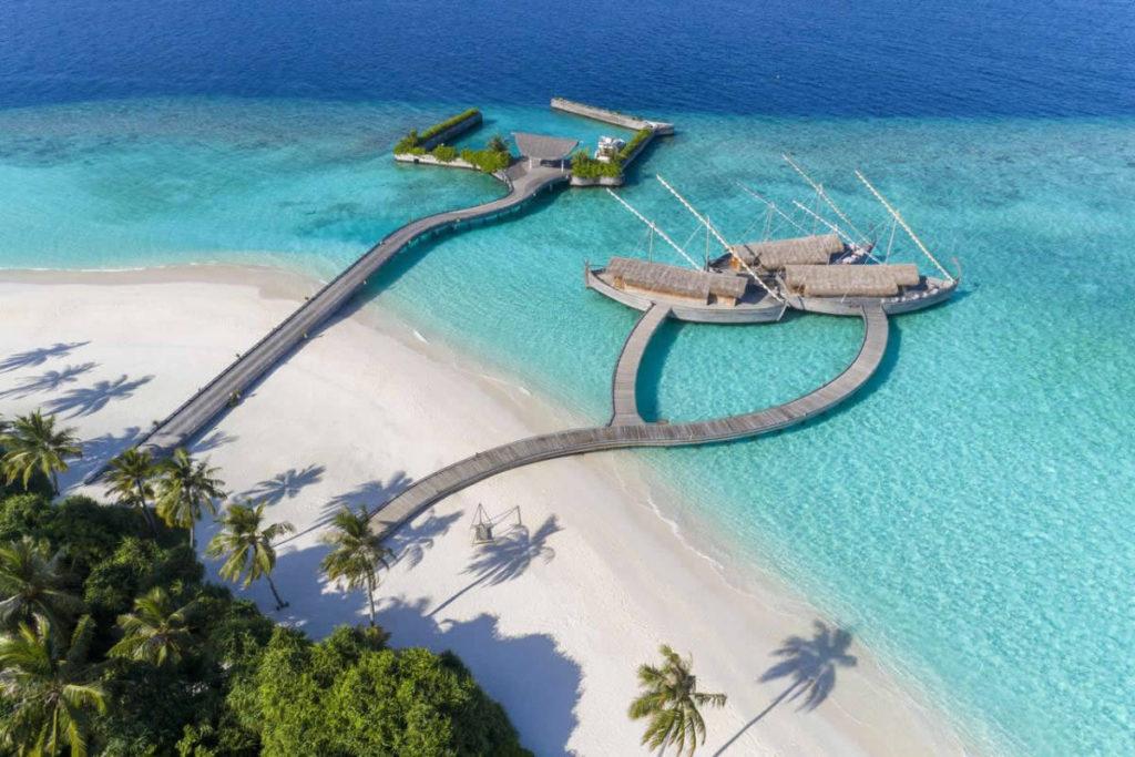 milaidhoo island fine dine 1024x683 - Milaidhoo Maldives. Исполнение желаний