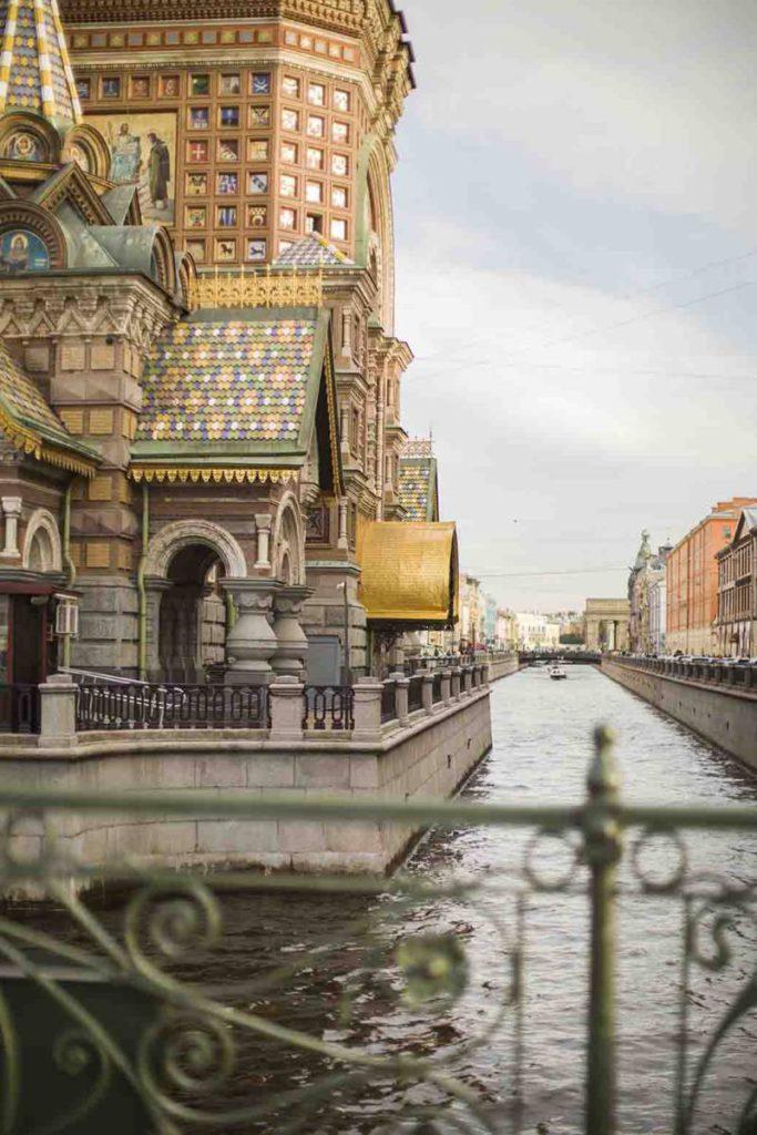 Kanal Griboedova i hram Spas na Krovi 1 683x1024 - Санкт-Петербург. Счастливые выходные