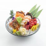 Assorti sashimi 150x150 - Л.Е.С._Вареники из черемуховой муки _ белые грибы _ кокосовая сметана