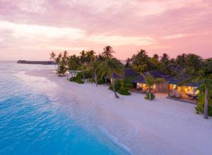 Baglioni Resort Maldives. Новые категории вилл